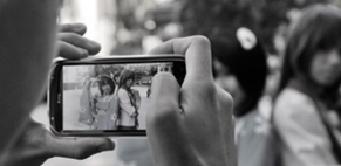 Stage: photographier avec son téléphone portable
