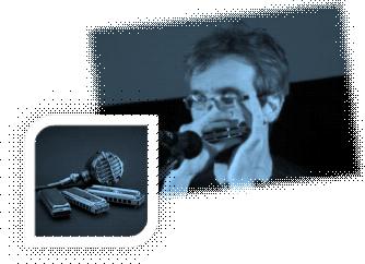 Stage Harmonica
