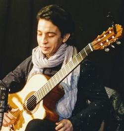 Stage guitare latine