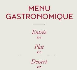 Stage cuisine : Menu gastronomique en 1 tour de main !